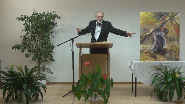 THE PASSION OF OUR LORD : 6.The crucifixion | Pastor Kurt Piesslinger, M.A.