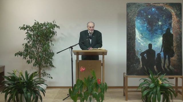 THE PASSION OF OUR LORD : 2.The cleansing of the temple | Pastor Kurt Piesslinger, M.A.