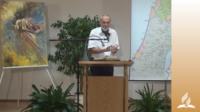 1.2 The Disciples' Mission – YOU WILL BE MY WITNESSES   Pastor Kurt Piesslinger, M.A.