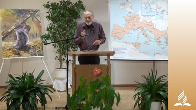 9.5 Paul in Corinth – THE SECOND MISSIONARY JOURNEY | Pastor Kurt Piesslinger, M.A.