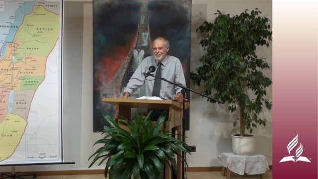 2.3 The Division of the Hebrew Nation – CAUSES OF DISUNITY | Pastor Kurt Piesslinger, M.A.