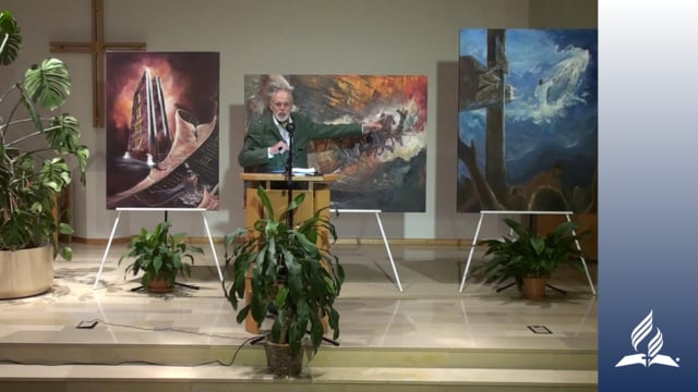 Introduction – THE BOOK OF REVELATION | Pastor Kurt Piesslinger, M.A.