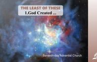 1.GOD CREATED – THE LEAST OF THESE … | Pastor Kurt Piesslinger, M.A.