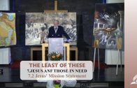 7.2 Jesus' Mission Statement – JESUS ANF THOSE IN NEED | Pastor Kurt Piesslinger, M.A.