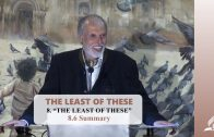 8.6 Summary – THE LEAST OF THESE | Pastor Kurt Piesslinger, M.A.