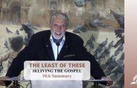 10.6 Summary – LIVING THE GOSPEL | Pastor Kurt Piesslinger, M.A.