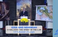 5.5 Nehemiah´s Example – VIOLATING THE SPIRIT OF THE LAW | Pastor Kurt Piesslinger, M.A.