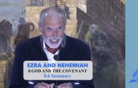 8.6 Summary – GOD AND THE COVENANT   Pastor Kurt Piesslinger, M.A.