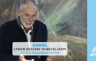 3.1 The Immanence of God – FROM MYSTERY TO REVELATION | Pastor Kurt Piesslinger, M.A.