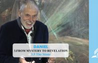 3.5 The Stone – FROM MYSTERY TO REVELATION | Pastor Kurt Piesslinger, M.A.
