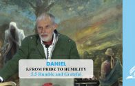 5.5 Humble and Grateful – FROM PRIDE TO HUMILITY | Pastor Kurt Piesslinger, M.A.