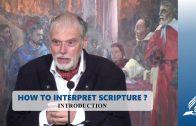 Introduction – HOW TO INTERPRET SCRIPTURE? | Pastor Kurt Piesslinger, M.A.