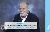 10.1 The Centrality of God's Word – FROM CONFESSION TO CONSOLATION | Pastor Kurt Piesslinger, M.A.