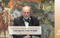 7.5 Sharing the Word – SHARING THE WORD | Pastor Kurt Piesslinger, M.A.