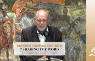 7.4 Applying God's Word – SHARING THE WORD | Pastor Kurt Piesslinger, M.A.