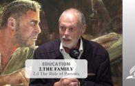 2.4 The Role of Parents – THE FAMILY | Pastor Kurt Piesslinger, M.A.