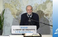1.2 Rotten Ritualism – CRISIS OF IDENTITY   Pastor Kurt Piesslinger, M.A.