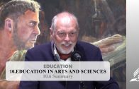 10.6 Summary – EDUCATION IN ARTS AND SCIENCES | Pastor Kurt Piesslinger, M.A.