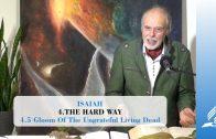 4.5 Gloom Of The Ungrateful Living Dead | Pastor Kurt Piesslinger, M.A.