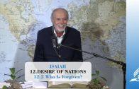 12.3 Universal Appeal – DESIRE OF NATIONS | Pastor Kurt Piesslinger, M.A.