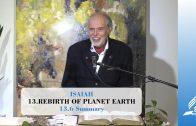 13.6 Summary – REBIRTH OF PLANET EARTH | Pastor Kurt Piesslinger, M.A.