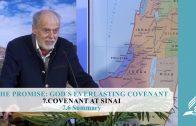 7.6 Summary – COVENANT AT SINAI | Pastor Kurt Piesslinger, M.A.