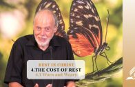 4.1 Worn and Weary – THE COST OF REST | Pastor Kurt Piesslinger, M.A.