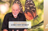 4.6 Summary – THE COST OF REST | Pastor Kurt Piesslinger, M.A.