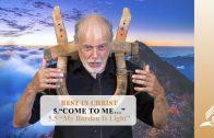 "5.5 ""My Burden Is Light"" – ""COME TO ME…"" | Pastor Kurt Piesslinger, M.A."