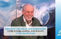 3.4 His Special People – THE EVERLASTING COVENANT | Pastor Kurt Piesslinger, M.A.