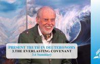 3.6 Summary – THE EVERLASTING COVENANT | Pastor Kurt Piesslinger, M.A.